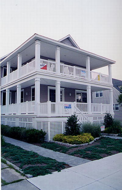 1222 Wesley Ave , 2nd, Ocean City NJ