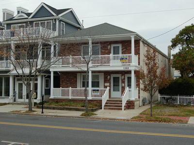 1322 Asbury Ave , 1st, Ocean City NJ