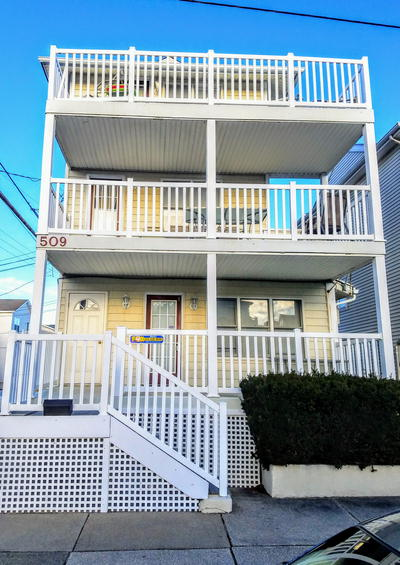 509 E 17th Street , 1st, Ocean City NJ